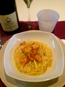 risotto e boot