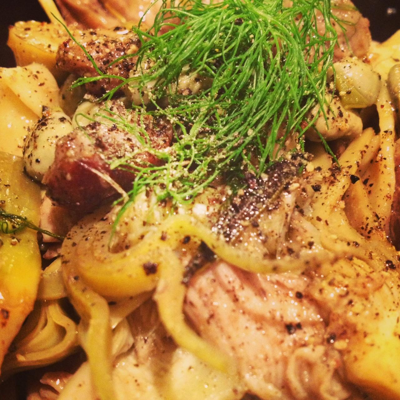 Le ricette di TUC: Due Franciacortine in Cucina e i tagliolini con ...