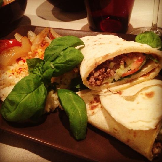 Ci facciamo un kabab @MilanoFoodWeek?