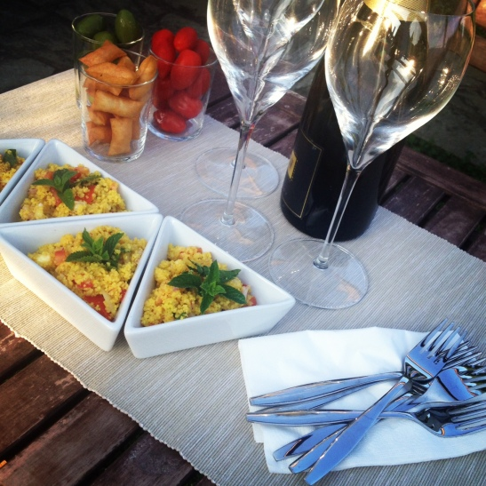 #fighifingers Cous cous e Franciacorta