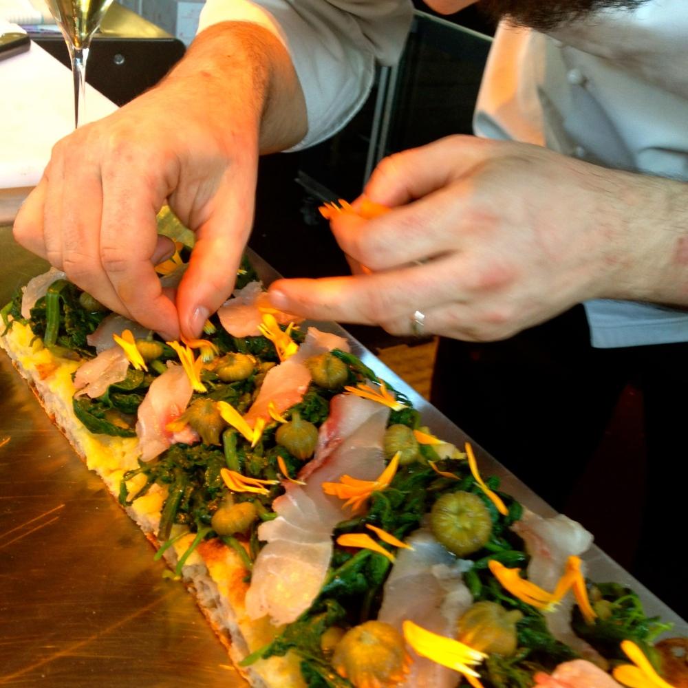 Vinofòrum 2013: Franciacorta, pizza gourmand e piacevoli incontri