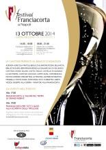 Festival Franciacorta a Napoli 13 ottobre 2014 _ depliant elettronico